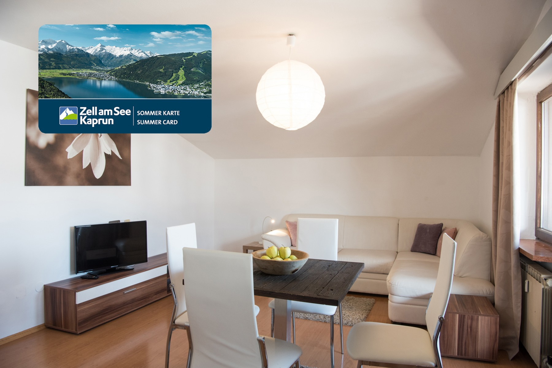 Apartments in Zell am See - Alpz Studio 1 - cosy holiday home