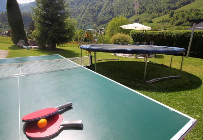 Ferienwohnung in Kaprun - Dorfblick